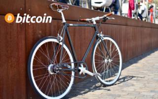 Bitcoin Urban Bike