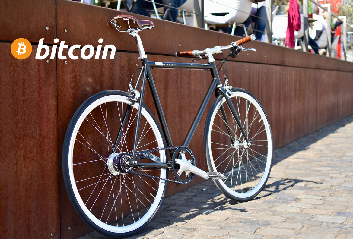 Urban Bike Bitcoin