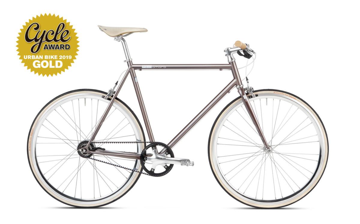 Urban Bike des Jahres Cycle Gold Award Gates Riemenantrieb
