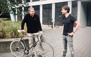 Frank Thelen Urban Bike mika amaro