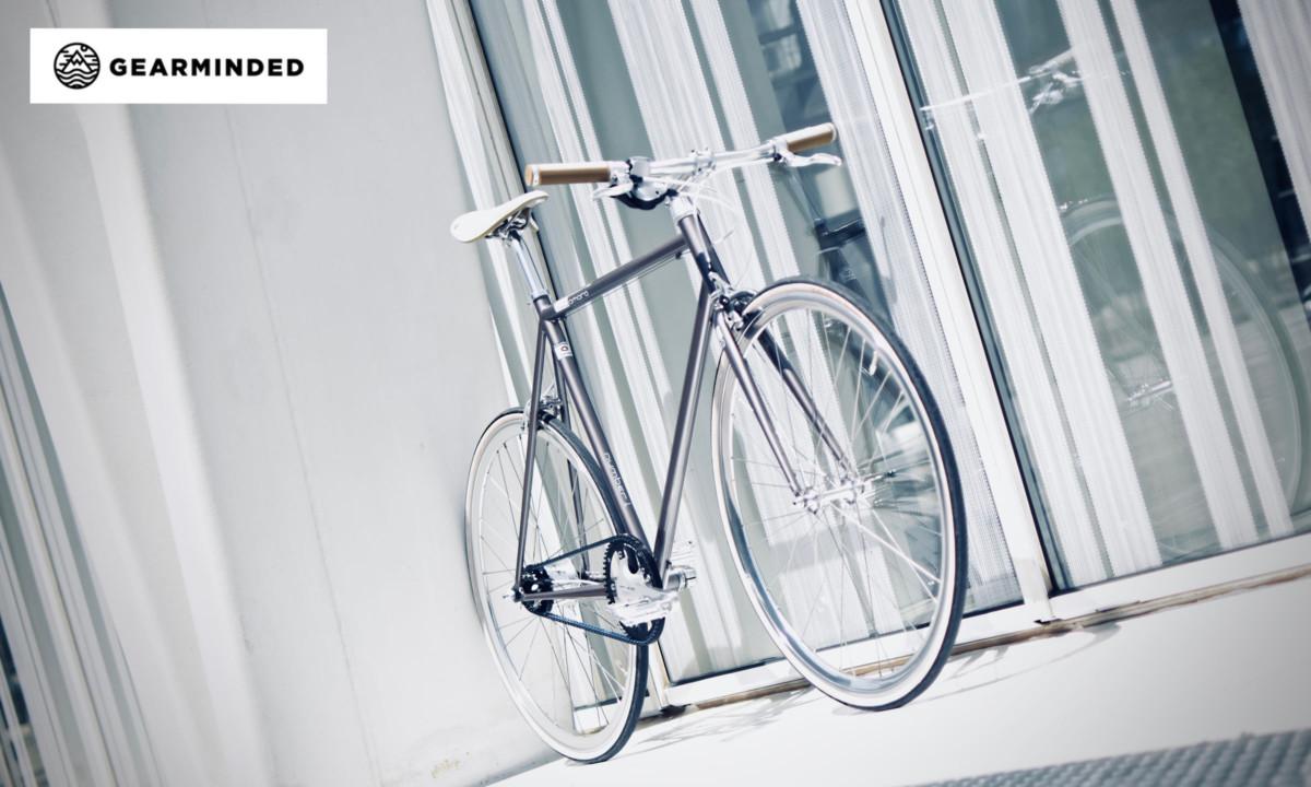 Gearminded Urban Bike mika amaro
