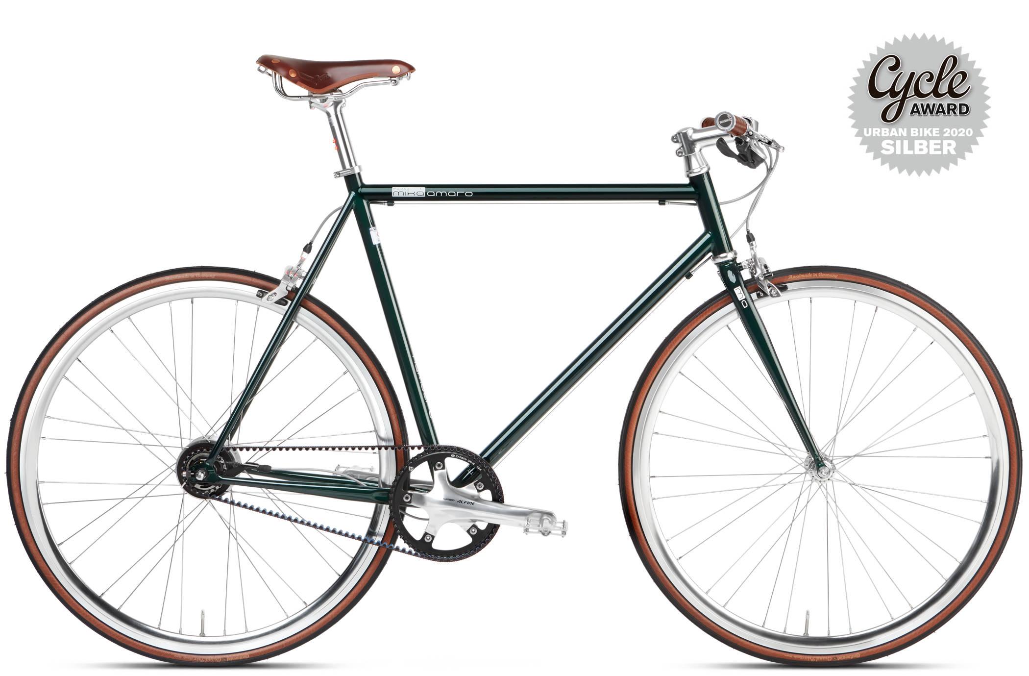 Urban Bike Gates Carbon Drive belt