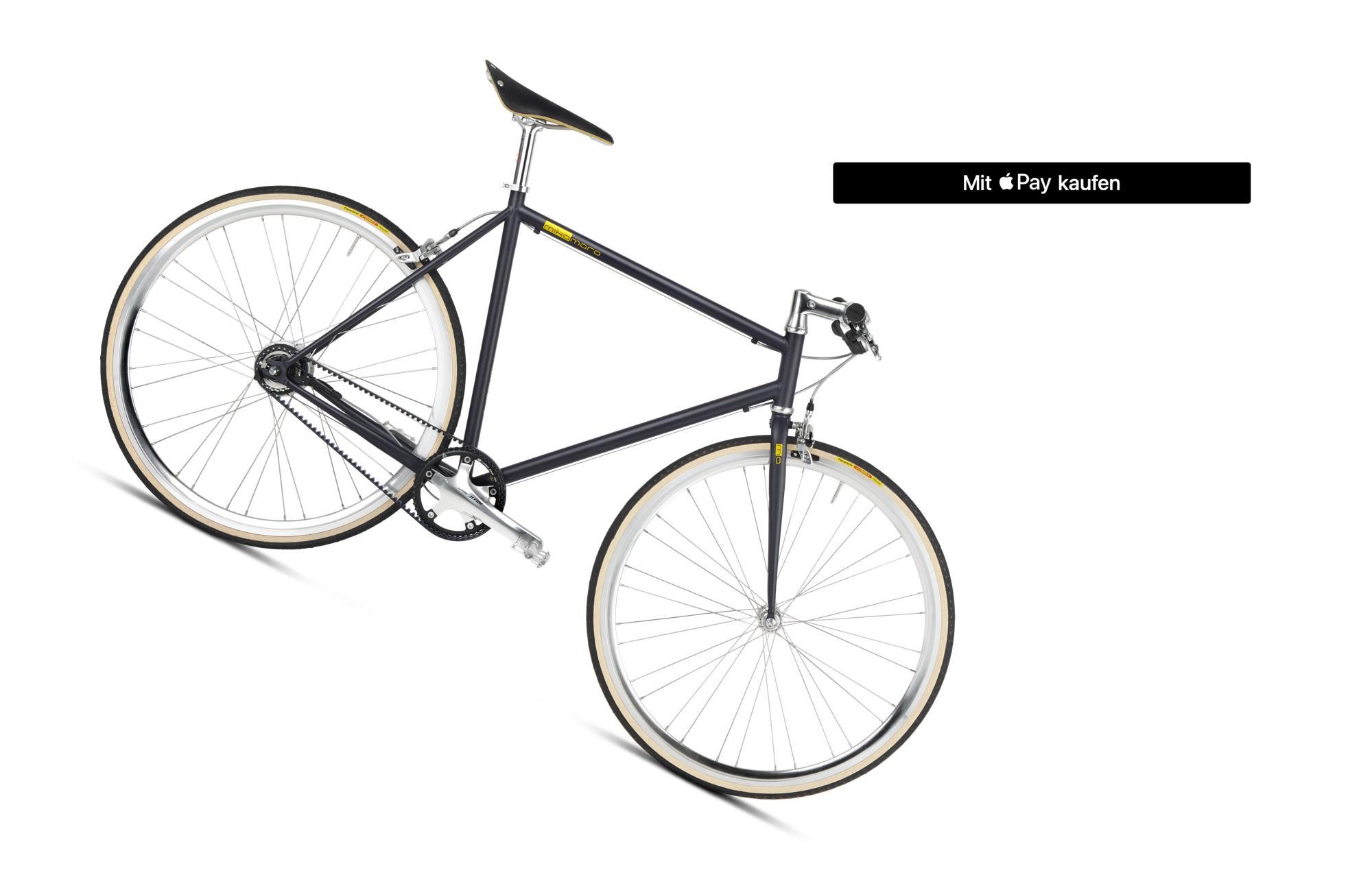 Urban Bikes mikamaro Apple Pay
