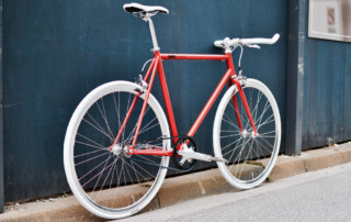Urban Bike Red Special Edition