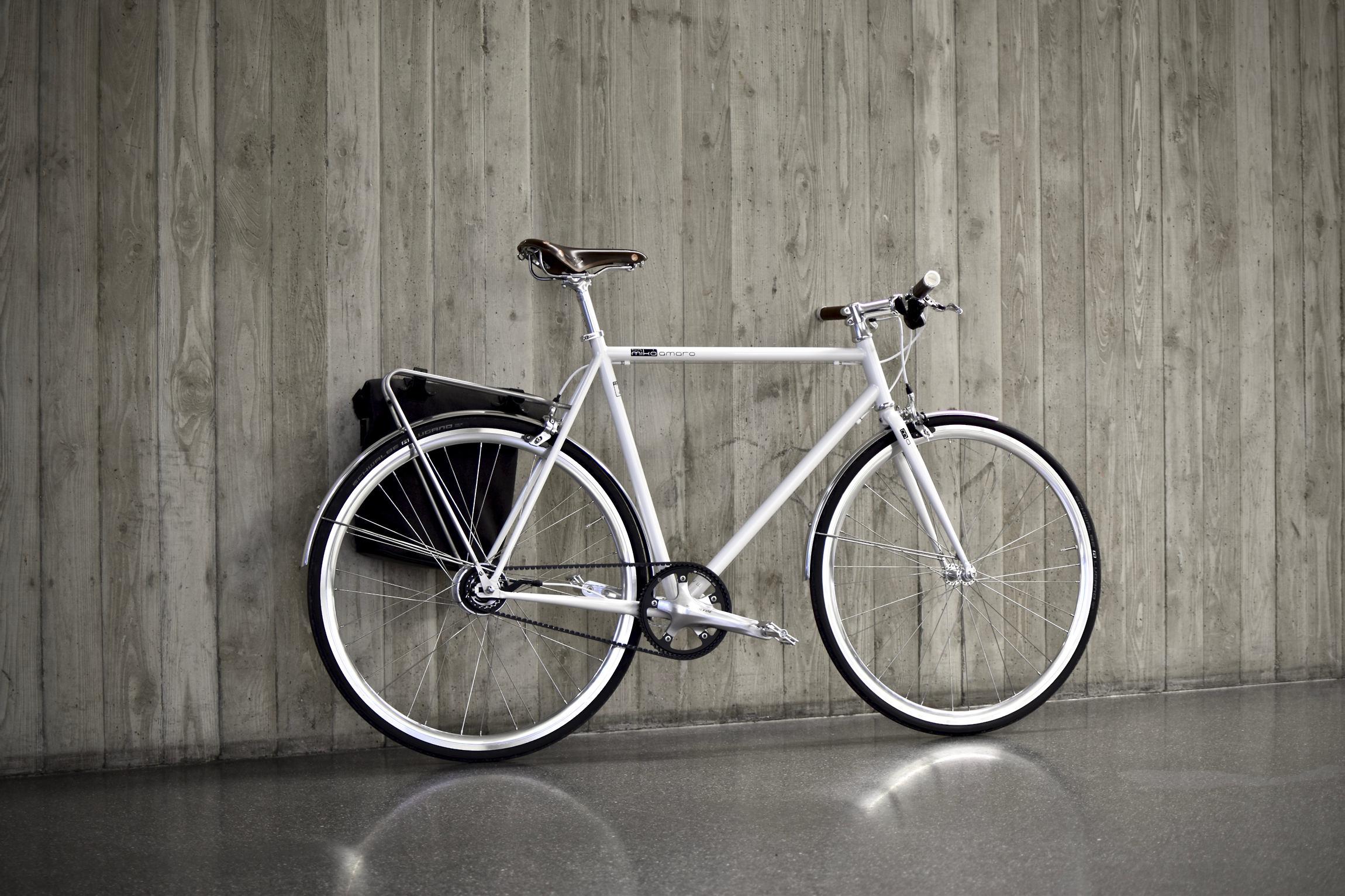 Urban Bike rear rack mika amaro