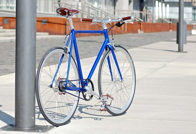 95a715205c4 Neu - avid blue 8 Speed - Handmade Single Speed & 8 Gang Urban Bikes