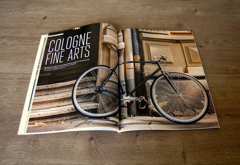 mika amaro Cycle Magazin