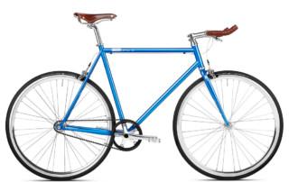 Single Speed Bike Gates Carbon Drive Riemenantrieb Brooks