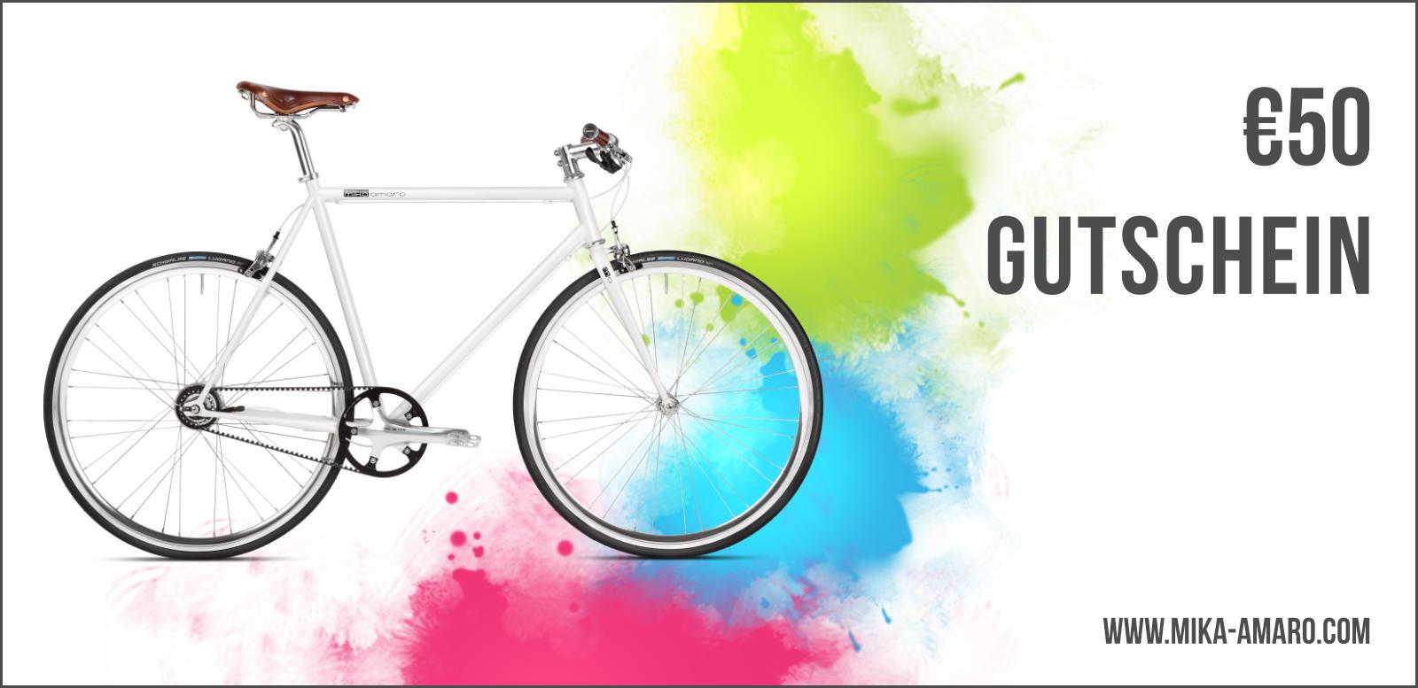 Urban Bike Gutschein