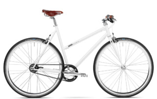 Urban Bike for Women Brooks Riemenantrieb