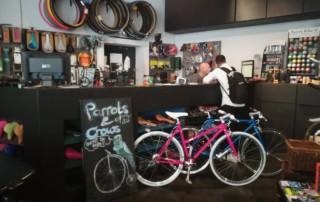 mika amaro Urban Bikes Frankfurt