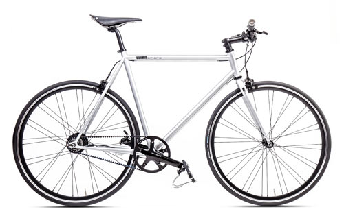 Urban Bike 8 Gang Shimano matt grau Gates Carbon Drive, Fahrrad mit Riemenantrieb