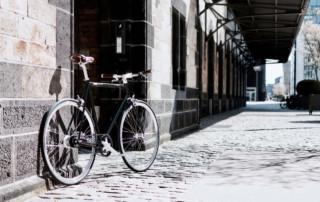 mika amaro sapphire black urban bike, Brooks