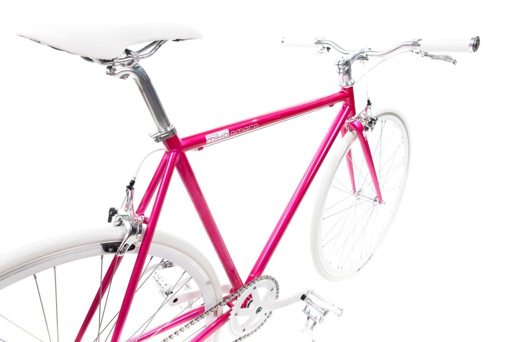 Urban Bike dressy pink 2 Gang