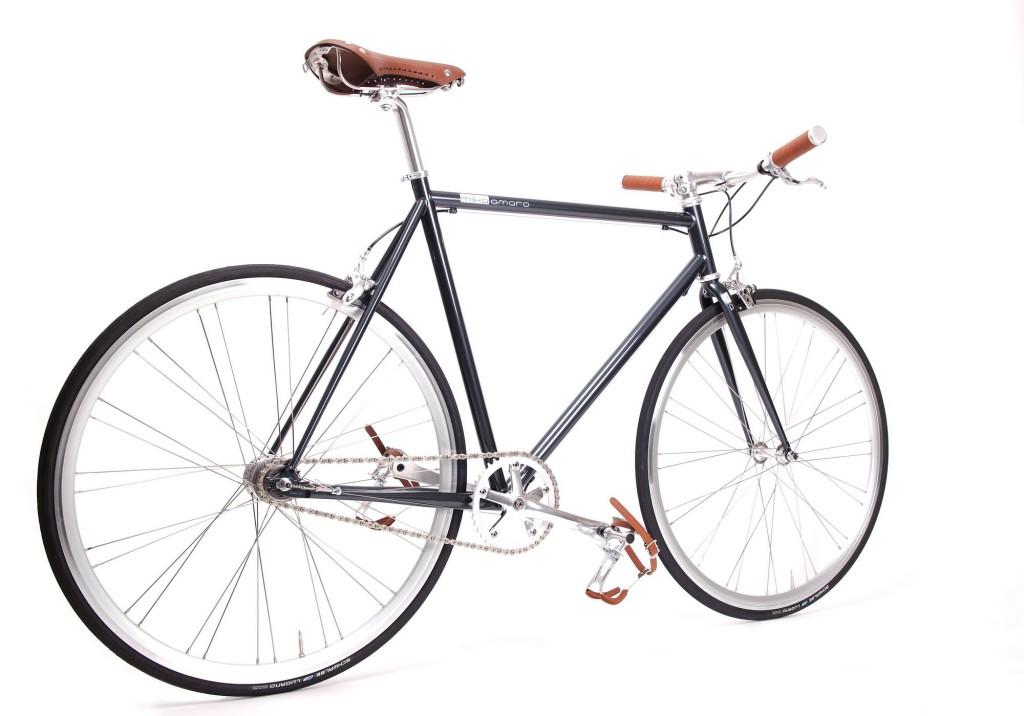 Urban Bike cushy black 3 Speed