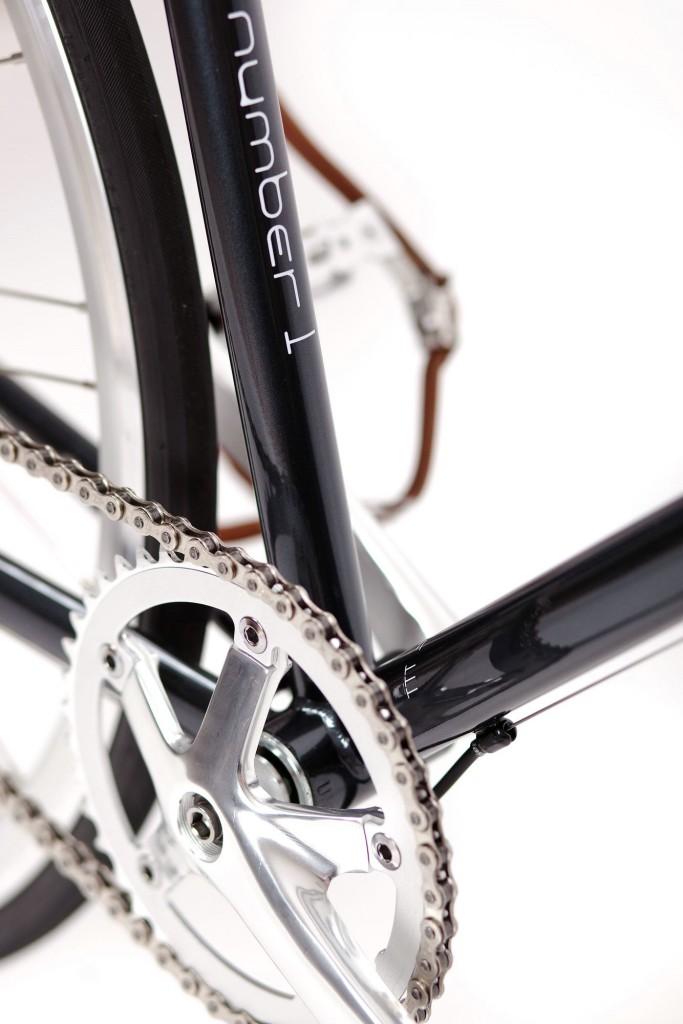 Urban Bike cushy black 3 Speed, limited