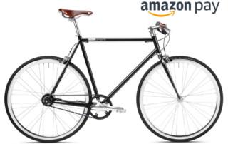 mika amaro Urban Bike Amazon Pay