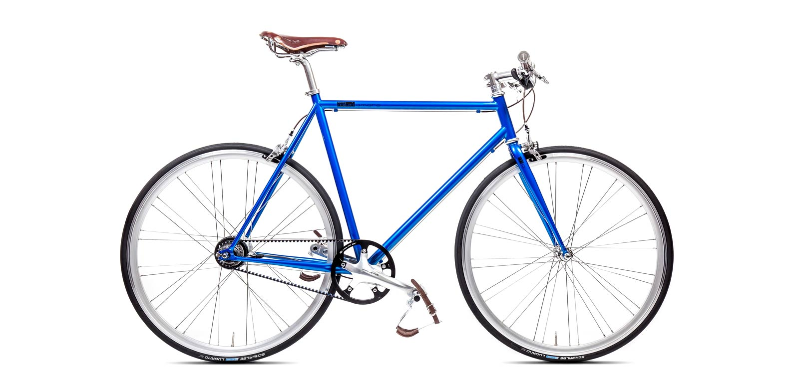 avid blue 8 Speed Urban Bike