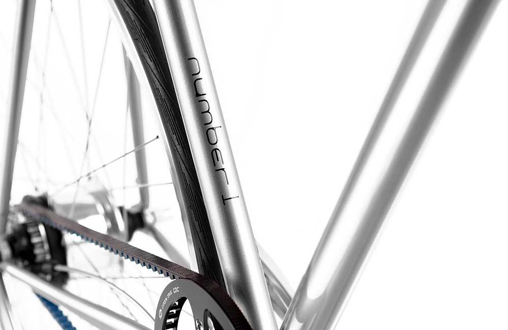 Urban Bikes und Single Speed Bikes limitiert, Unikate, Riemenantrieb