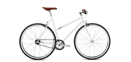 mika amaro Urban Bike for Women Riemenantrieb, belt drive