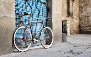 mikamaro Urban Bike Gates Riemen Brooks
