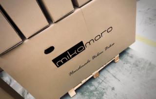 mikamaro Urban Bikes Auslieferung 2021