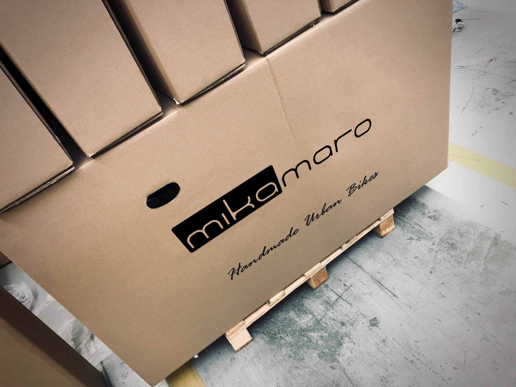 mikamaro Urban Bikes in stock 2021