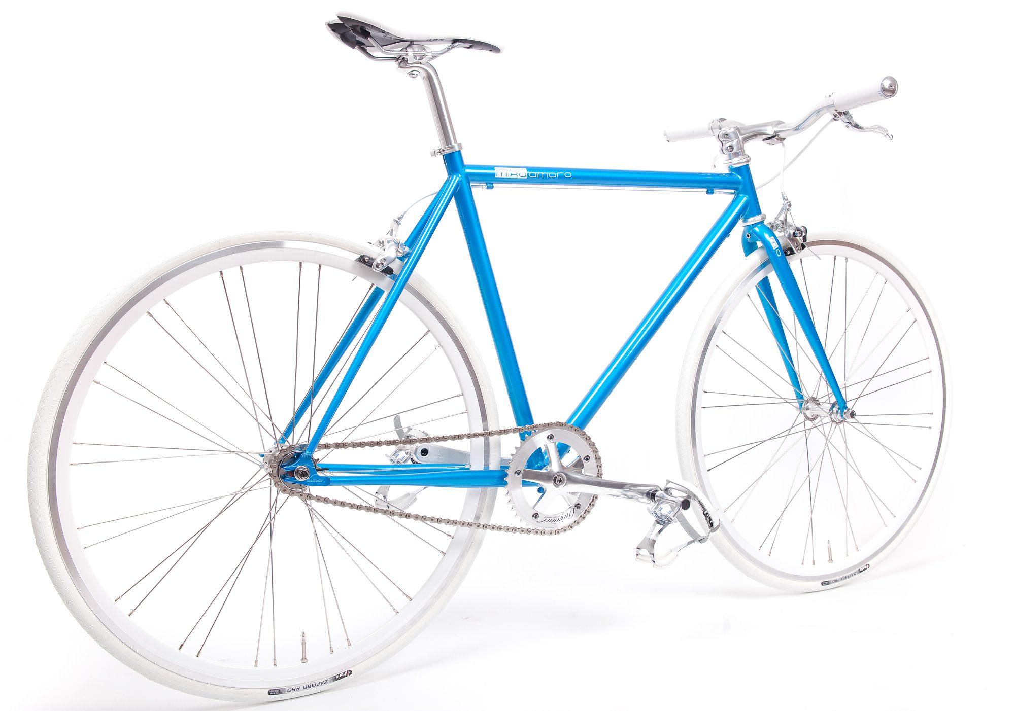 Single Speed Bike cruise turquoise, türkis