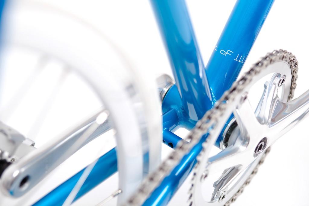Single Speed Bike cruise turquoise, 111