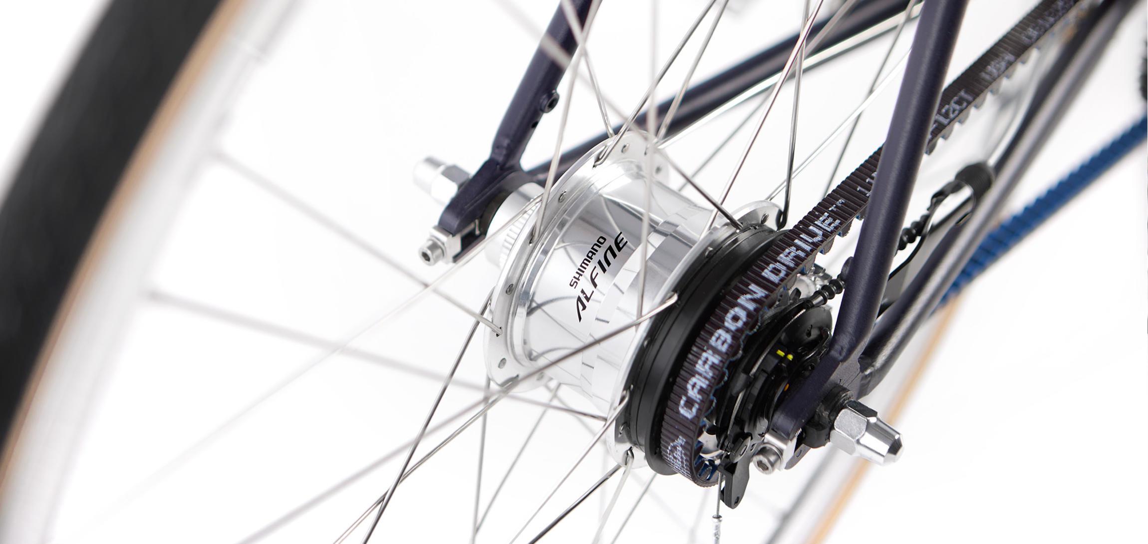 Urban Bike 11 Gang Shimano Alfine