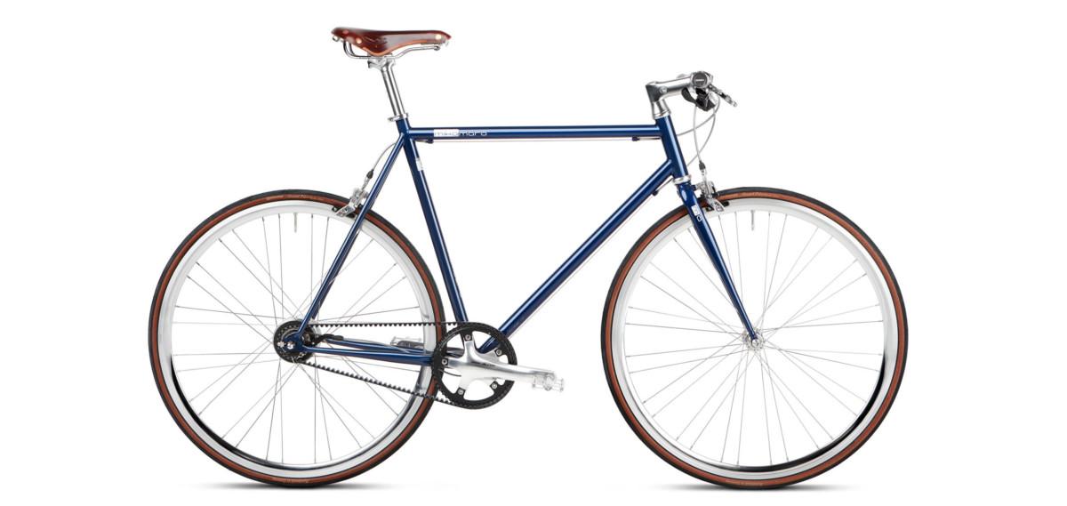 Urban Bike Gates Riemenantrieb Brooks mikamaro
