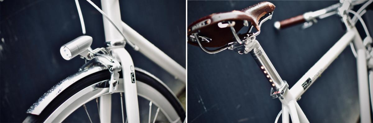 Licht Fahrradbeleuchtung Urban Bike