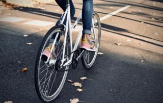 Urban Bike white mika amaro