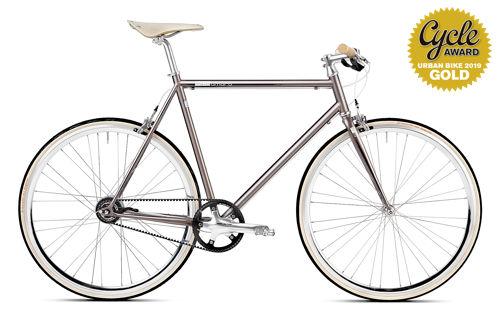 Urban Bike belt drive
