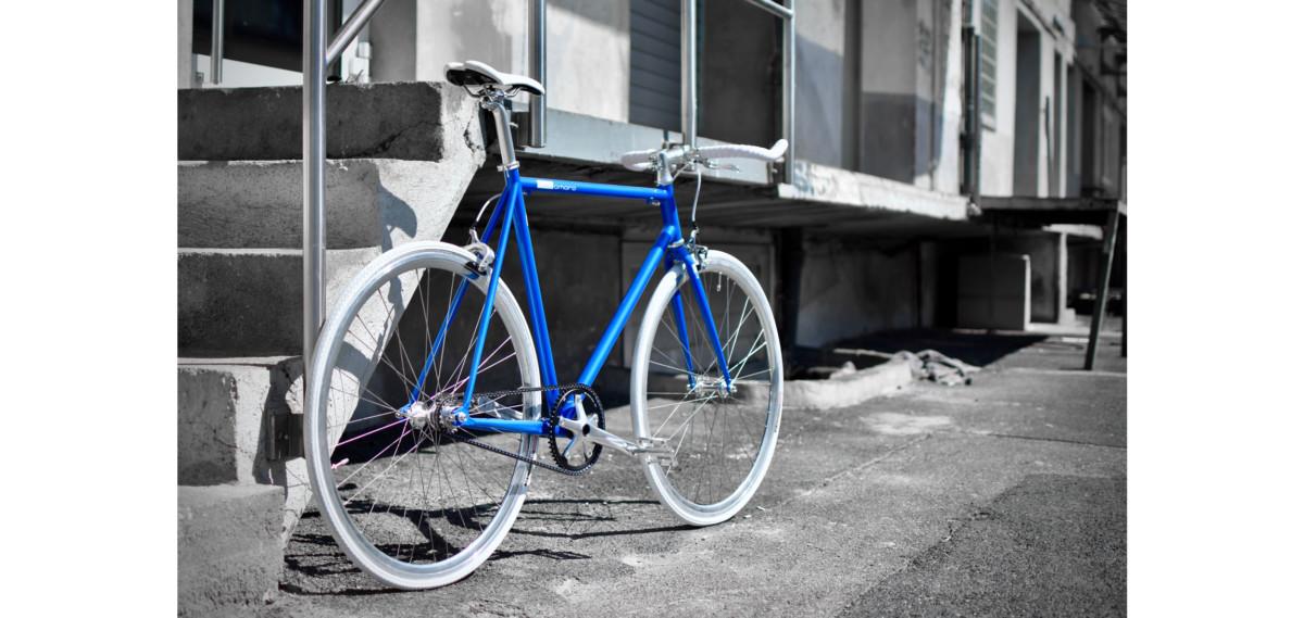 Sonderedition, Urban Bike, Single Speed mit Gates Carbon Drive