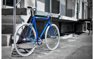 Sonderedition, Urban Bike, Single Speed mit Gates Carbon Drive
